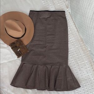 River Island vintage pencil skirt NWOT